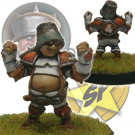 Halfling Chicken Devourers SP Miniatures