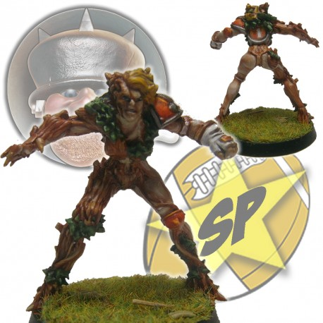 Halfling Dryade Star Player SP Miniatures