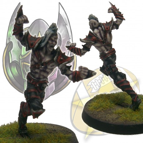 Hubris Star Player SP Miniatures