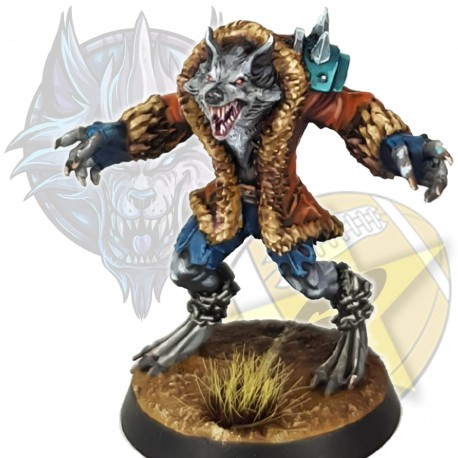 Star Player Unchained Willem SP Miniatures