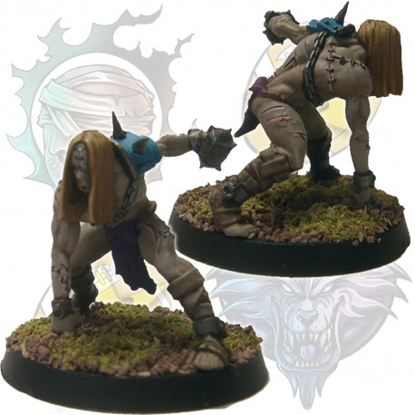 Ghoul 4 SP Miniatures