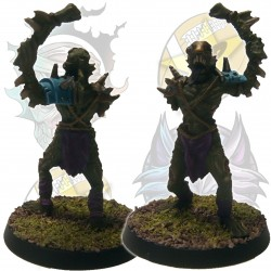 Deep one zombie SP Miniatures