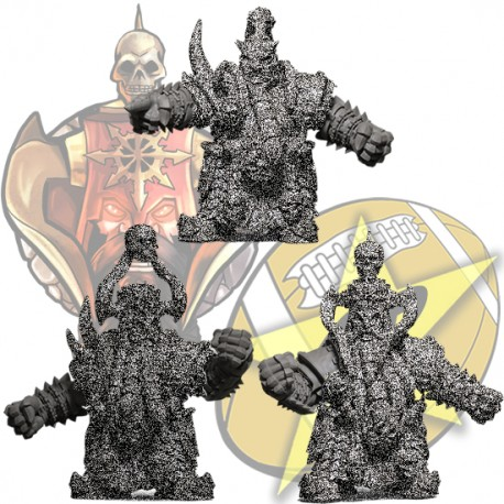 Damned Dwarves non mutated arms pack.