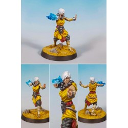 The Monk HH Fantasy Miniatures