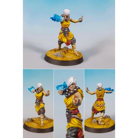 Monje HH Fantasy Miniatures