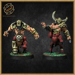 BULL CENTAURS WM- Willy Miniatures