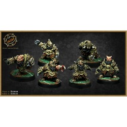 CHAOS DWARVES PACK WM - Willy Miniatures