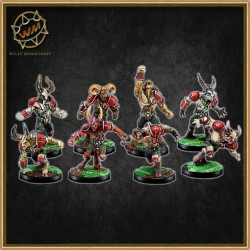 BEASTMEN PACK WM - Willy Miniatures
