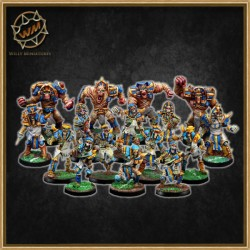 Equipo NoMuertos egipcio WM - Willy Miniatures