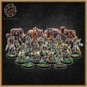 EGYPTIAN TEAM WM - Willy Miniatures