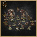 GOBLIN TEAM WM - Willy Miniatures