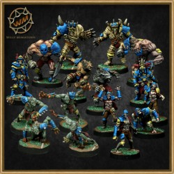 DEAD XXL TEAM WM - Willy Miniatures