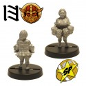 Dwarven Bloodweiser Girl SP Miniatures