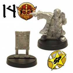 Dwarven Coach SP Miniatures