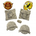 Dwarven markers + ball pack