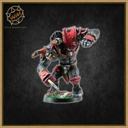 Minotaur Star Player WM - Willy Miniatures