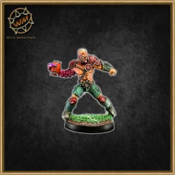 Hombre tentáculo Star Player WM - Willy Miniatures