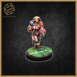 Sara Star Player WM - Willy Miniatures
