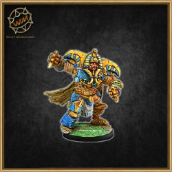 Ramtut Star Player WM - Willy Miniatures