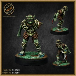Hobgoblin with dager WM - Willy Miniatures
