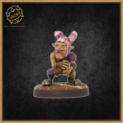 Gob rabbit WM - Willy Miniatures