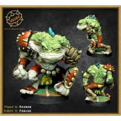 Big toad WM - Willy Miniatures
