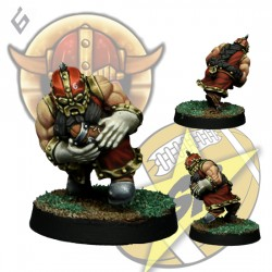 Dwarf Runner 2 SP Miniatures