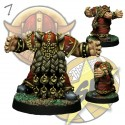 Dwarf Blocker 1 SP Miniatures