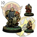 Dwarf Blocker 4 SP Miniatures
