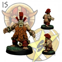 Blitzer Star Player SP Miniatures