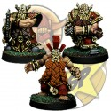 Pack 3 Star Players enanos SP Miniatures